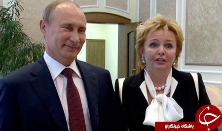 همسر ولادیمیر پوتین معشوقه ولادیمیر پوتین لیودمیلا پوتین Lyudmila Putina