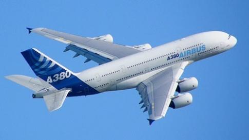 هواپیمای ایرباس A380