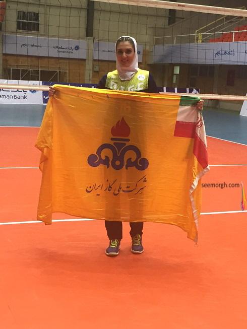 والیبال گاز تهران