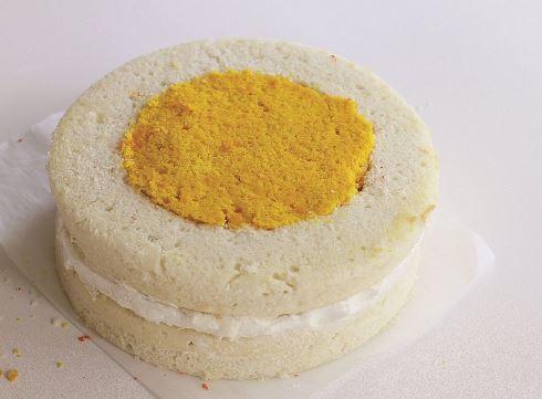 دوازدهمین مرحله درست کردن کیک <a href=