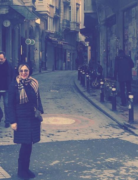 لیلا اوتادی در ترکیه