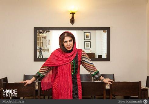 نسیم ادبی بازیگر سریال شهرزاد