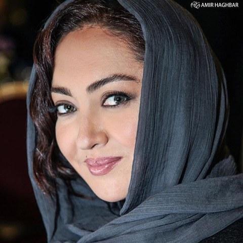 عکس نیکی کریمی در جشنواره فیلم فجر
