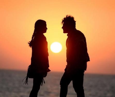 سکانس عاشقانه در فیلم سلام بمبئی