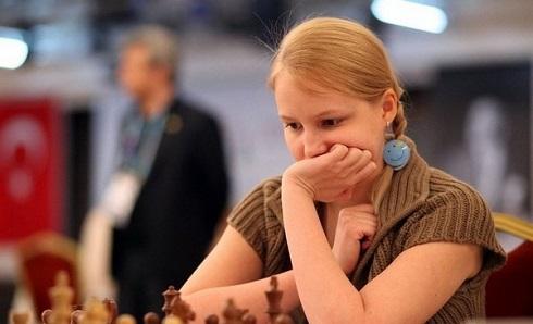 والنتین گانینا شطرنج باز روس