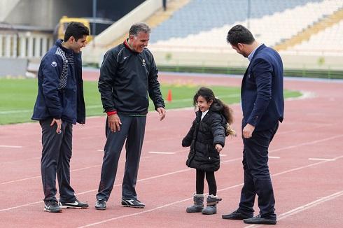 ورزشگاه آزادی خانواده کی روش بیوگرافی کی روش اخبار ورزشی