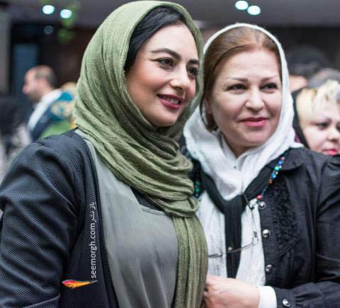 اکرم محمدی و یکتا ناصر