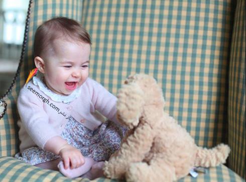شارلوت Charlotte فرزند دوم کیت میدلتون Kate Middleton