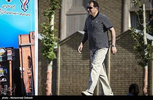 وزیر بهداشت در روز بدون دیابت-
