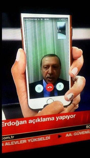 گوشی که موجب شکست کودتای نظامی در ترکیه شد