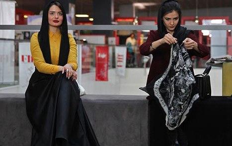 حجاب بازیگران زن