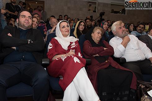 شهرام قائدی, الهام پاوه نژاد و عنایت بخشی