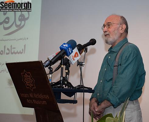 صحبت های پرویز پورحسینی درباره امین تارخ