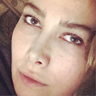 عکس بدون آرایش آنا نعمتی