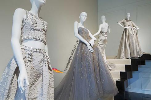 نمایشگاه لباس کارولینا هررا
