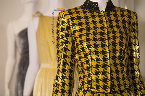 لباسی دیگر از مجموعه طراحی های کارولینا هررا