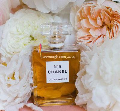 عطر No.5 از کمپانی Chanel