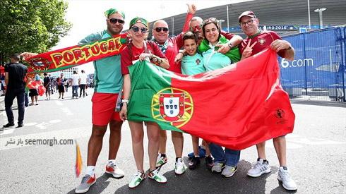 هواداران پرتغال