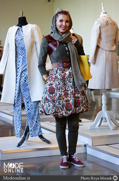 طراحان لباس چگونه  لباس می پوشند؟ - عکس شماره 4