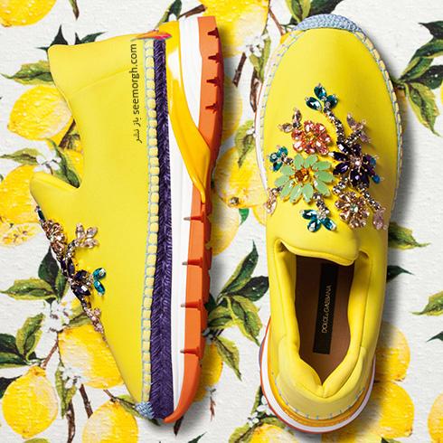 کلکسیون کیف و کفش دولچه اند گابانا Dolce & Gabbana برای تابستان 2016 - عکس شماره 3