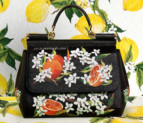 کلکسیون کیف و کفش دولچه اند گابانا Dolce & Gabbana برای تابستان 2016 - عکس شماره 8