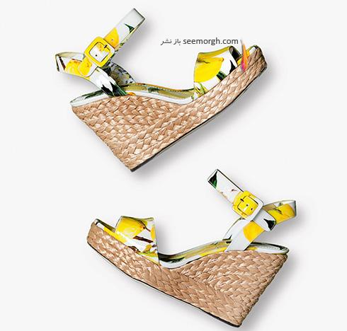 کلکسیون کیف و کفش دولچه اند گابانا Dolce & Gabbana برای تابستان 2016 - عکس شماره 9