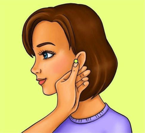 فشار دادن گوش برای لاغر شدن