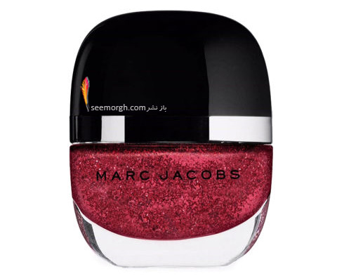 لاک ناخن برند Marc Jacobs برای پاییز 2016 - زرشکی اکلیلی