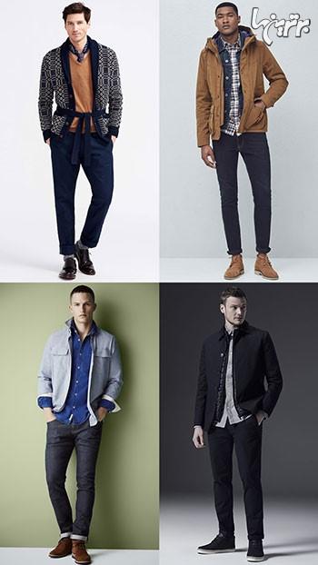 تمام لباس های تابستانی را جایگزین زمستانی کنید