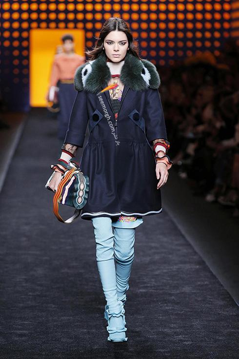مدل مانتو و کت زنانه برای پاییز 2016