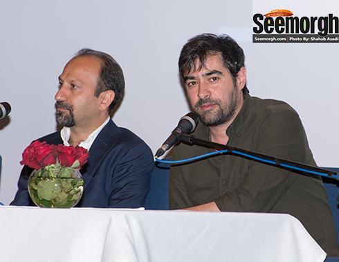 چهره شهاب حسینی