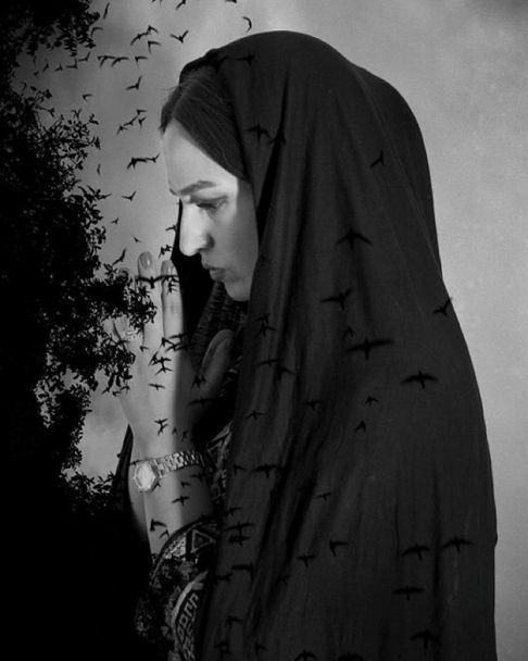 عکس هنری گلاره عباسی