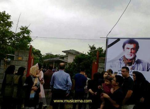 هجوم مردم به خانه حبیب