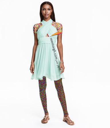 پیراهن زنانه اچ اند ام H&M برای بهار 2016 - شماره 2