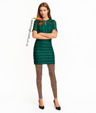 پیراهن زنانه اچ اند ام H&M برای بهار 2016 - شماره 7