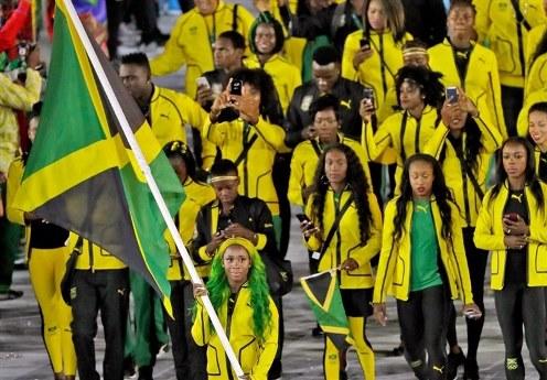 لباس جامئیکا در المپیک ریو 2016