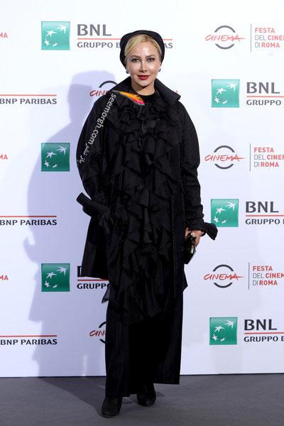 مدل لباس آنا نعمتی در جشنواره فیلم رم - عکس شماره 4