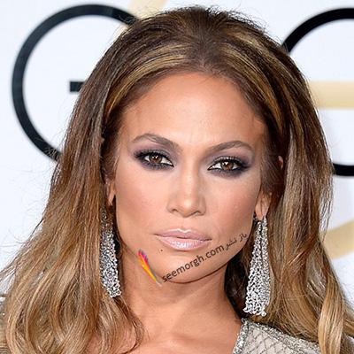 آرایش لب به پیشنهاد جنیفر لوپز Jennifer Lopez - عکس شماره 2
