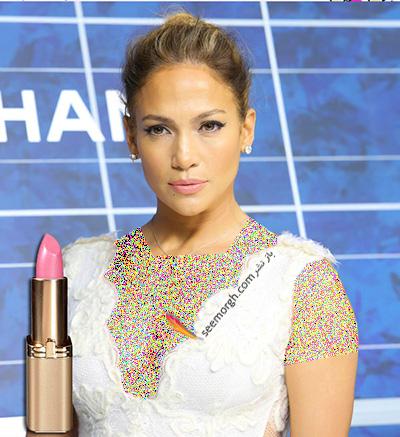 آرایش لب به پیشنهاد جنیفر لوپز Jennifer Lopez - عکس شماره 7