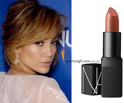 آرایش لب به پیشنهاد جنیفر لوپز Jennifer Lopez - عکس شماره 8