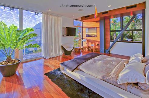 دکوراسیون داخلی قصر رویایی جاستین بیبر Justin Bieber - عکس شماره 5