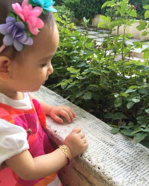 عکس جدید دختر مهناز افشار