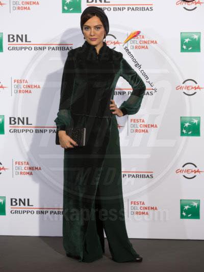 مدل لباس مارال فرجاد در جشنواره فیلم رم - عکس شماره 2