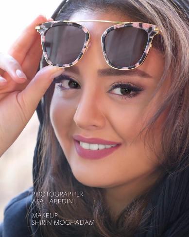 شباهت نرگس محمدی به خواننده ترکیه ای