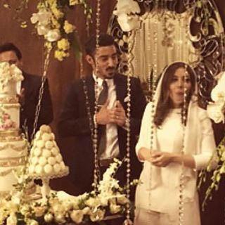 عکس جدید قوچان نژاد در کنار همسرش