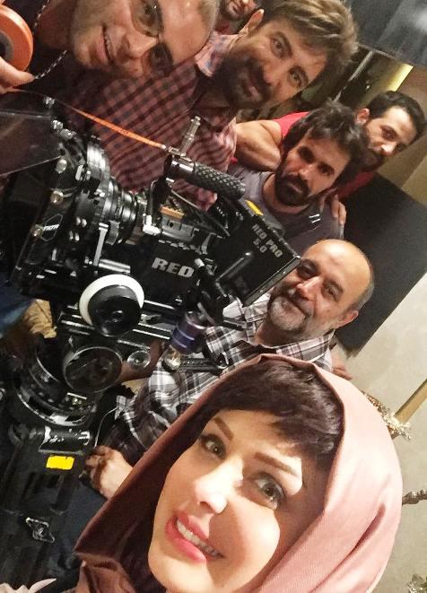 چهره متفاوت نیوشا ضیغمی در فیلم پسرعمو دختر عمو