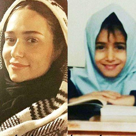 تفاوت چهره پریناز ایزدیار