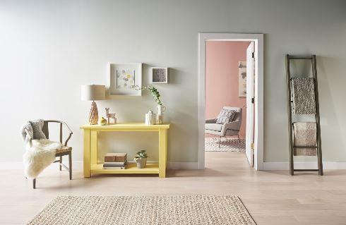 دکوراسیون داخلی راحت : زرد گردی