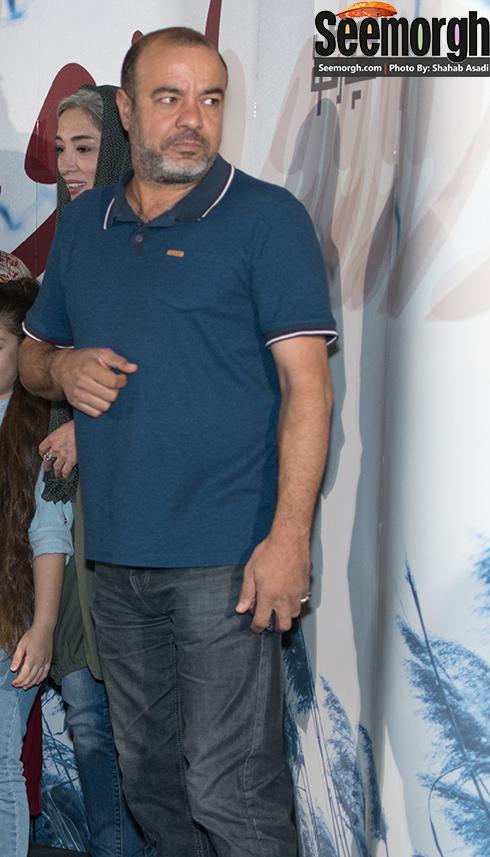 سعید آقاخانی بازیگر فیلم اروند