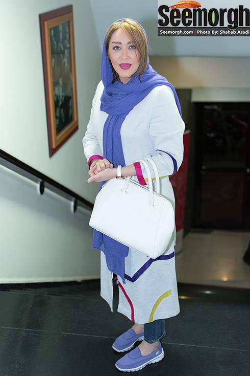 سارا منجزی پور در سینما فرهنگ